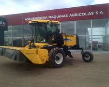 Segadora Autopropulsada New Holland H8060