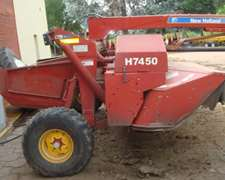 Segadora De Arrastre New Holland H7450