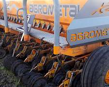 Sembradora Agrometal Para Arroz Y Otros Cultivos