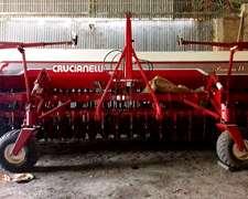 Sembradora Crucianelli Pionera Iv - 40 A 17,5
