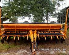 Vendo Sembradora Agrometal Gx3 De 21 A 21 Con Fertilizacion