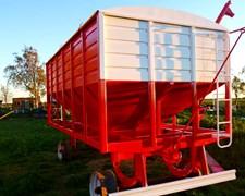 Acoplado Tolva Semilla Fertilizante