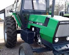 Deutz Fahr Ax 4.100 Full, Zincron Restaurado Impecable