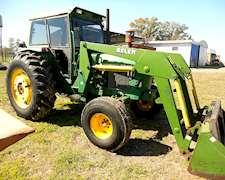 John Deere 2140 Motor 2850 C/pala