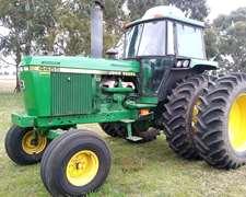 John Deere 4455, Bien De Mecanica, Duales,muy Buen Tractor