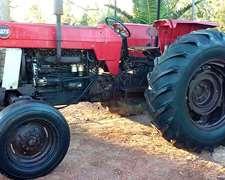 Mf 1075 Motor Reparado Hid Y Tres Punto