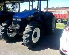 New Holland Ts120, Impecable