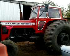 Tractor 1195 S Massey Ferguson