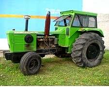 Tractor Deutz 130 Modelo:130 Con Motor 2114
