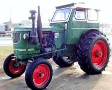 Tractor Deutz A 55 Única Mano.