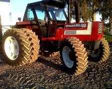 Tractor Fiat 140-90 .