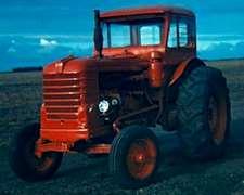 Tractor Fiat R60 Sin Motor, Excelente.