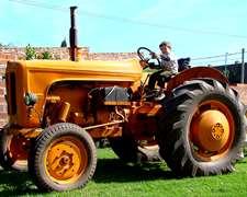 Tractor Fiat Superson 55