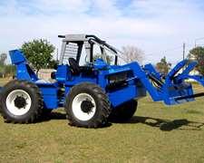 Tractor Forestal A Nuevo Amg