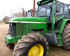 Tractor Jhon Deere 6605 4wd Impecable