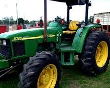 Tractor John Deere 5705 Doble Traccion Buen Estado