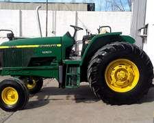 Tractor John Deere 6500 Usado