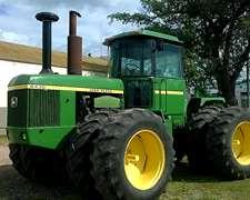 Tractor John Deere 8430 1982