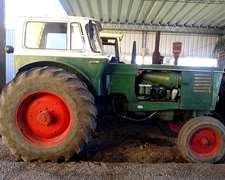 Tractor Marca: Deutz Con Cabina Tipo: 85 A