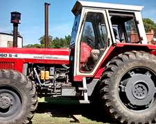 Tractor Massey Ferguson 1360 S-4 Doble Tracción