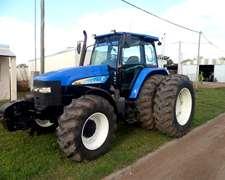Tractor New Hollan 180 Hp Doble Traccion Con Duales