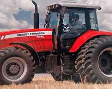 Tractor Nuevo Mf 7021