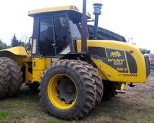 Tractor Pauny 540c Año 2006 Con Centro Cerrado