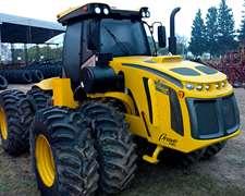 Tractor Pauny 710 Bravo, Vende Cignoli Hnos.