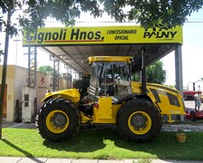 Tractor Pauny 500 Cc 200 Cv Motor Cummins. Cignoli Hnos