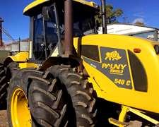 Tractor Pauny Modelo 540