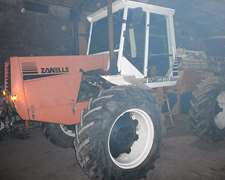 Tractor Zanello 450 Motor Mercedes 15.18. Buen Estado Gral.