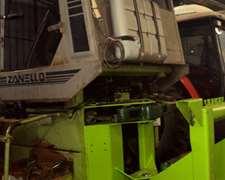 Tractor Zanello 540 Año 95, Motor Nuevo . Caja Y Articu