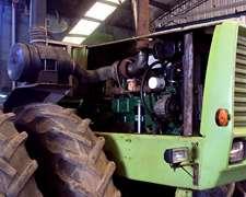 Tractor Zanello 540 C Motor, Caja Y Articulacion Todo Nuevo