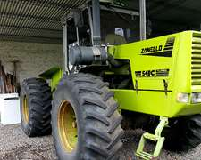 Tractor Zanello 540 Piloto John Deere. Muy Buen Estado