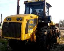 Tractor Zanello 540c Articulado