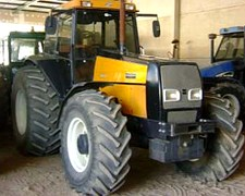 Valtra Bl 160 Doble Tracción - Impecable