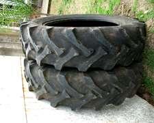 Cubiertas P/ Tractor 12-4-28 Desde $2000