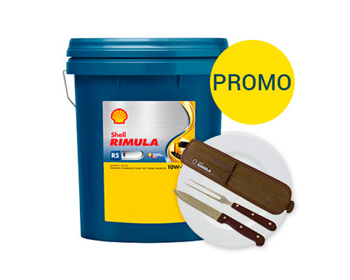 Shell Rimula R5