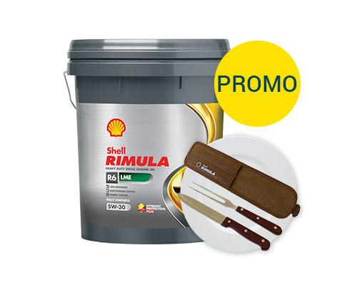 Shell Rimula R6