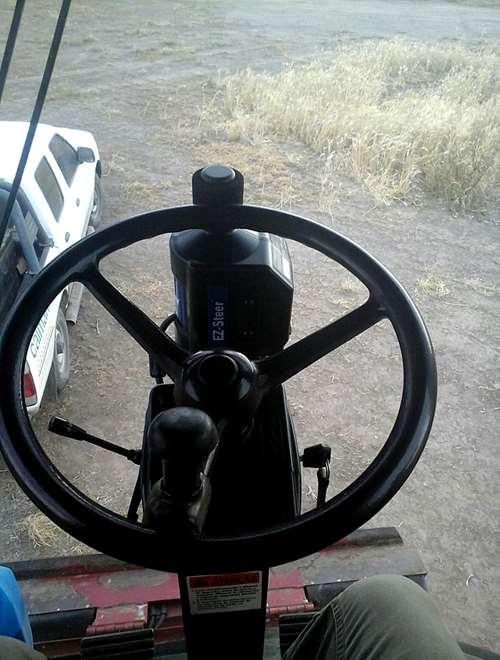 Piloto Automático Trimble Ez-steer Con Cfx 750 Lite