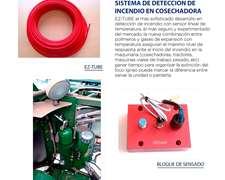 Detector De Incendio En Cosechadoras+ Kit Camaras