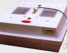 Incubadora 50 Huevos Volteo Manual Torotrac