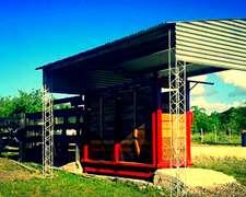 Balanza Hacienda Cap. 1.500 Kg Para 1 Animal