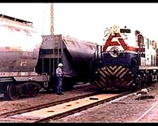 Básculas Gama Srl. Básculas Para Vagones Ferroviarias.