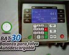 Leaf Balanza Para Tolva Autodescargable Bat30