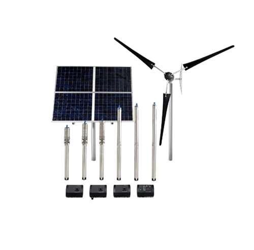 Bombas solares l nea sqflex agroads for Bombas solares para fuentes de jardin
