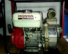 Moto Bomba Motor Honda