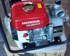 Motobomba De Carga Honda