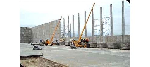 Construcción De Galpones Rurales