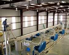 Planta Producción De Aceite Por Extrusión Y Prensado